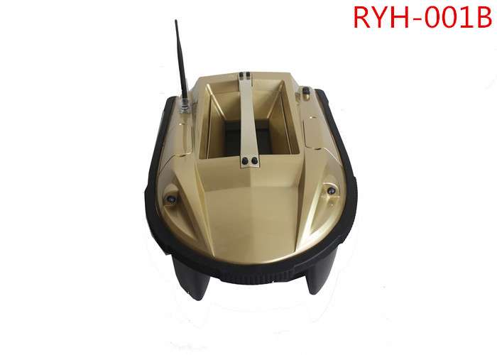 Golden Color Eagle Finder RYH-001B Remote Control RC Fishing Boat Bait Boat With GPS
