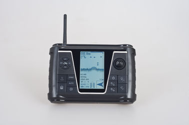 Μέρη βαρκών δολώματος για το μικροτηλέφωνο τηλεχειρισμού με το υψηλό ψήφισμα LCD, πλήρες ψηφιακό ντούμπλεξ