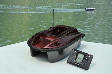 Καφετιά διπλής κατεύθυνσης ασύρματη βάρκα δολώματος ΠΣΤ τηλεχειρισμού - αναβαθμισμένη έκδοση ryh-001B